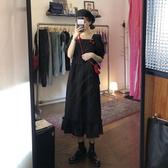 夏季裙子女厭世喪繫新款仙女超仙森繫裙