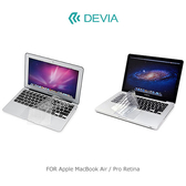 DEVIA Apple MacBook Air 13 / Pro 13 / 15 鍵盤保護膜 多尺寸通用