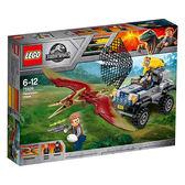樂高積木 LEGO《 LT 75926 》Jurassic World 侏儸紀世界系列  無齒翼龍追逐 ╭★ JOYBUS玩具百貨