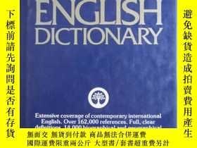 二手書博民逛書店Collins罕見Dictionary of the Engli
