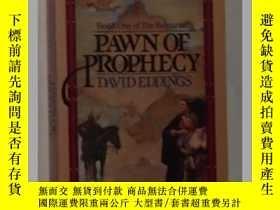二手書博民逛書店《罕見The Belgariad 》(Pawn of Proph