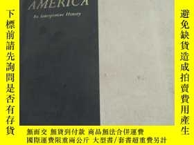 二手書博民逛書店Latin罕見America: An Interpretive