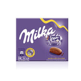 MILKA融情牛奶巧克力84G【愛買】