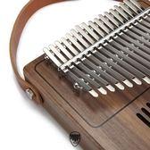 拇指琴 全單板TOM卡林巴拇指琴17音手指琴拇指鋼琴kalimba初學者成人學生 【限時搶購】