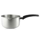 理想牌極緻316不鏽鋼雪平鍋20cm單把湯鍋-大廚師百貨