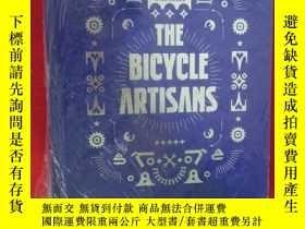 二手書博民逛書店The罕見Bicycle Artisans ( 16開,硬精裝)