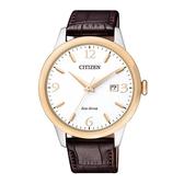 【Citizen星辰】/光動能紳士錶(男錶 女錶 手錶 Watch)/BM7304-16A/台灣總代理原廠公司貨二年保固