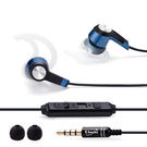 E-books S54 運動音控接聽耳溝式耳麥 E-EPA124