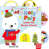 Tiny Tabs :Roly Poly Looks For Santa Claus 尋找