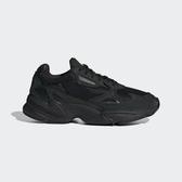 ADIDAS Falcon W [G26880] 女鞋 運動 休閒 老爹 經典 復古 潮流 黑 愛迪達