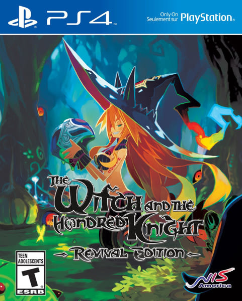 PS4 The Witch and the Hundred Knight Revival Edition 魔女與百騎兵 Revival(美版代購)