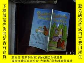 二手書博民逛書店goldilocks罕見and the three bears