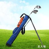 高爾夫小包球包球支架男女球桿包超輕便攜練習槍袋包 zm5294『男人範』TW