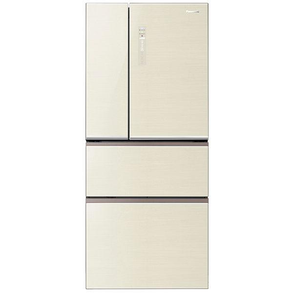 【國際牌Panasonic】ECONAVI610L四門變頻電冰箱翡翠金 (NR-D618NHG NR-D618NHG-N)