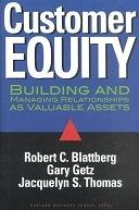 二手書《Customer Equity: Building and Managing Relationships as Valuable Assets》 R2Y ISBN:0875847641