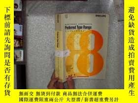 二手書博民逛書店PREFERRED罕見TYPE RANGE CATALOGUE