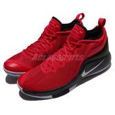 Nike 籃球鞋 Zoom Witness II EP 二代 紅 黑 Lebron James 運動鞋 男鞋【PUMP306】 AA3820-600