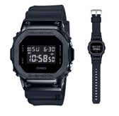 CASIO 卡西歐 G-SHOCK 不鏽鋼 手錶 GM-5600B-1DR 潮流