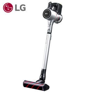 107/06/30前送好禮【LG】A9BEDDINGX (銀) 手持無線吸塵器
