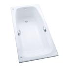 【麗室衛浴】鑄鐵造型浴缸 toto FBY1700HP 含原廠落水頭