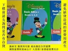 二手書博民逛書店[ORLD罕見OF ENGLISH BASIC ABC+ BOO