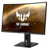 ASUS  TUF Gaming VG27VQ 27吋曲面電競螢幕
