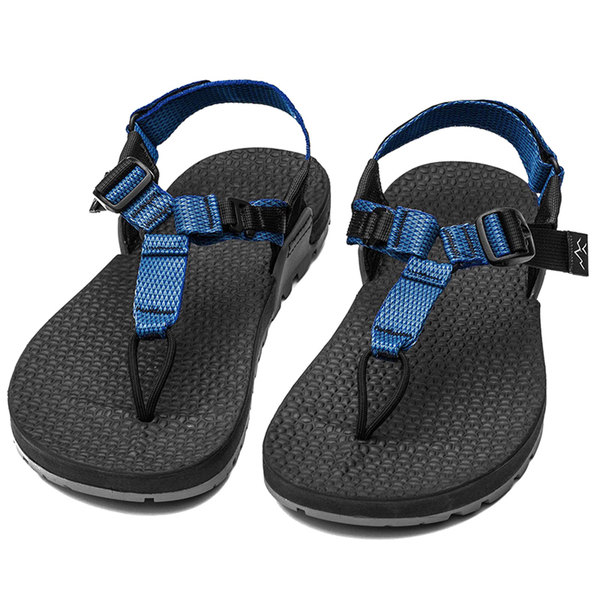 【BEDROCK】CAIRN 3D PRO II 越野運動夾腳涼鞋『海藍』CAIRN3DP 戶外.旅遊.健行.水陸鞋.綁帶涼鞋