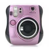 可刷卡 FUJIFILM instax mini 25 HELLO KITTY 紫色限定款 送卡通底片1盒+4款紙膠帶