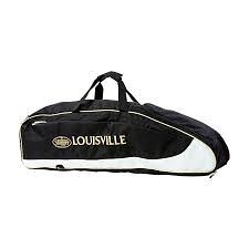 [陽光樂活=] Louisville Slugger GAMER BAG 系列 中型棒壘背包 - LB15378N10 黑/白