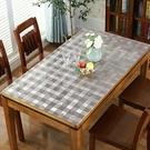 家居防塵罩 PVC透明餐桌布防水餐桌墊防水茶幾墊防燙桌布電視柜床頭柜防塵墊