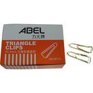 ABEL 力大牌 三角形迴紋針25.5mm 00114#