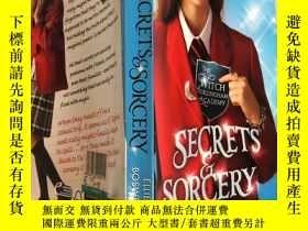 二手書博民逛書店secret罕見sorcery秘密巫術Y200392