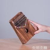 拇指琴 抖音拇指琴卡巴林拇指琴卡林巴琴17音卡淋巴卡林吧琴初學者卡琳巴 生活主義