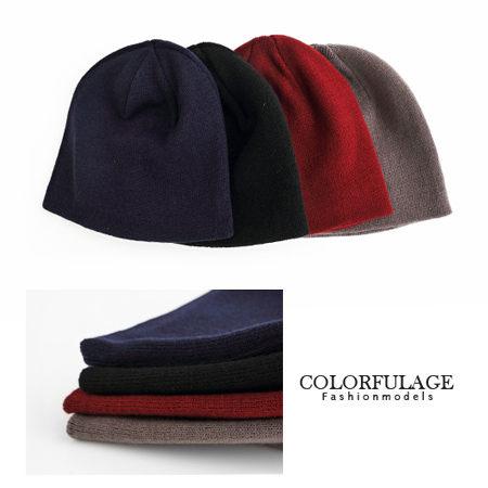 秋冬厚實棉料 保暖毛帽 彈性佳不分男女都可配戴【NH122】單頂價格