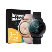 Rearth 三星 Galaxy Watch 42mm 強化玻璃保護貼(3+1片裝)