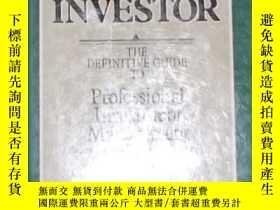 二手書博民逛書店英文原版罕見The Prudent Investor by JA