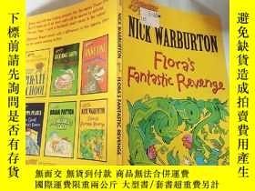 二手書博民逛書店flora s罕見fantastic revenge:弗洛拉的絕妙 復仇Y200392 不祥 不祥