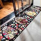 地毯可愛喵星人臥室地墊