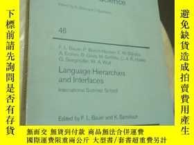 二手書博民逛書店lecture罕見notes in computer science(京)Y179933 見圖 見圖