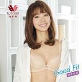 【華歌爾】GOOD FIT BRA D-E罩杯神奇內衣(膚)