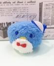 【震撼精品百貨】Tuxedo Sam Sanrio 山姆藍企鵝~造型絨毛戒指*52930