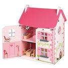 法國 Janod Dolls House粉夢幻娃娃屋