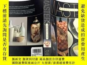 二手書博民逛書店Masters:罕見Porcelain[大師系列:瓷器] Mas