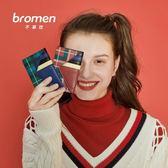 不萊玫包包女士超薄短款小卡包韓國可愛迷你小巧證件包零錢包卡套 玩趣3C
