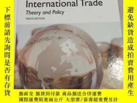 二手書博民逛書店InternationaI罕見Trade Theory and