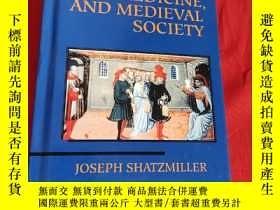 二手書博民逛書店Jews,罕見Medicine and Medieval Society (大32開,硬精裝) 【詳見圖】Y5