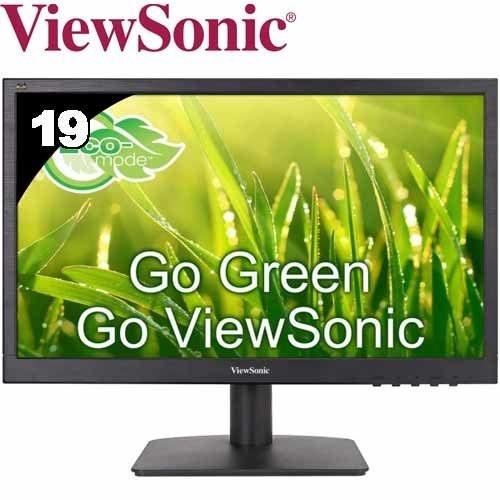 全新 ViewSonic優派 19型LED螢幕 VA1903A