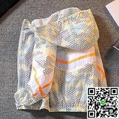 男童防曬衣兒童夏季外套輕薄透氣中大童韓版男孩開衫【風之海】