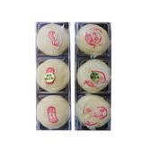 【東里家風】綠豆椪 3粒裝-原味綠豆椪(蛋奶素)
