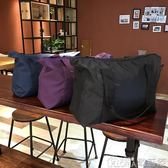 手提旅行包 短途旅行包男士行李袋小女箱包手提折疊輕便潮大容量韓版出差健身 歌莉婭